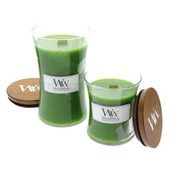 WoodWick Candle -Citrus and Herbs - 2 sizes