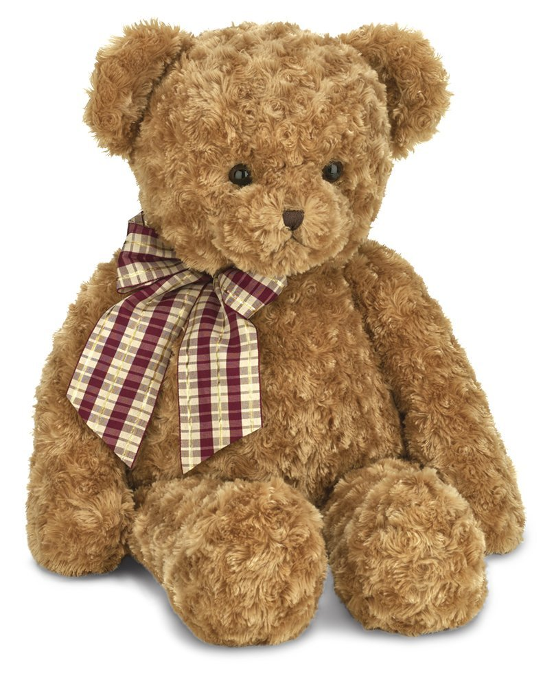 "Bearington - Giant  Brown Bear ""Wuggles"" - 30 Inches - Olde Church Emporium"