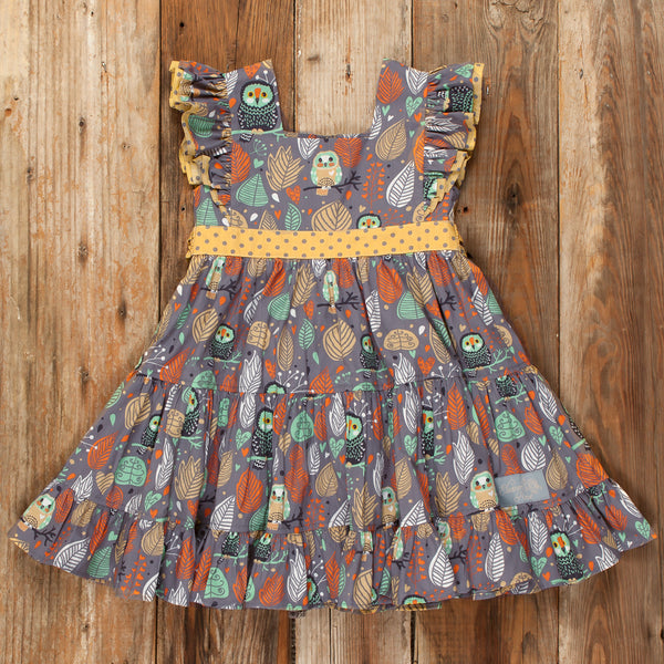 Hoot and Harvest Pearl Dress