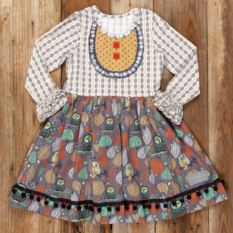 Hoot and Harvest Rhonda Dress