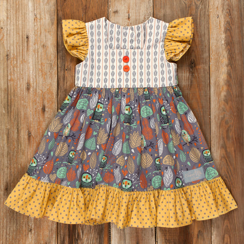 Hoot and Harvest Alina Dress