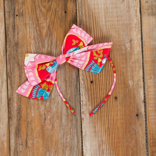 Christmas Surprise Partridge Bea Headband