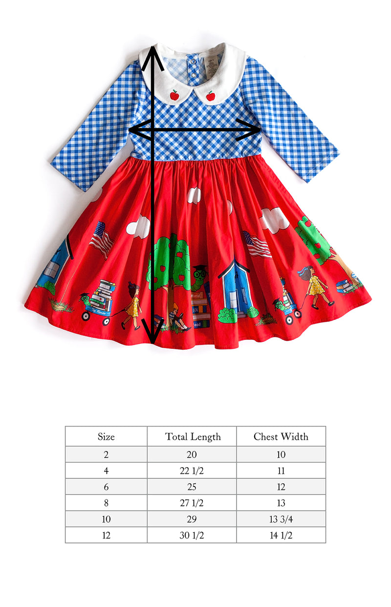 Bookworm Peter Pan Dress