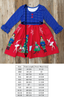 Classic Christmas Red Nutcracker Rhonda Dress