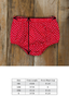 Star-Spangled Red Dot Heidi Diaper Cover