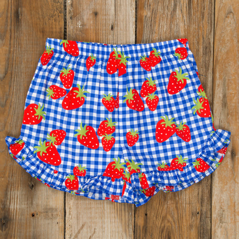 Strawberry Fields Lulu Shorts