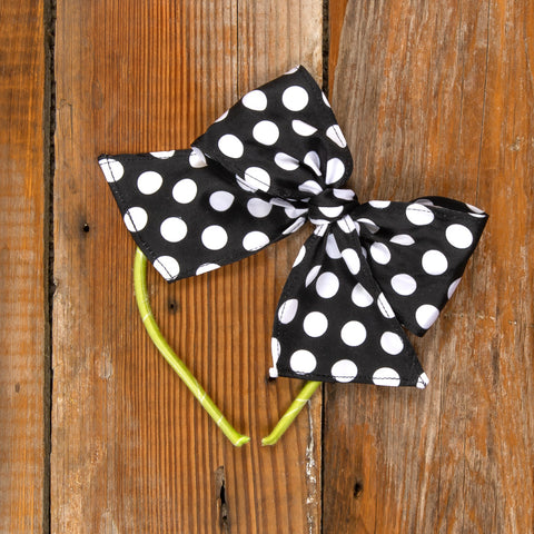 Costume Parade Bea Headband Black