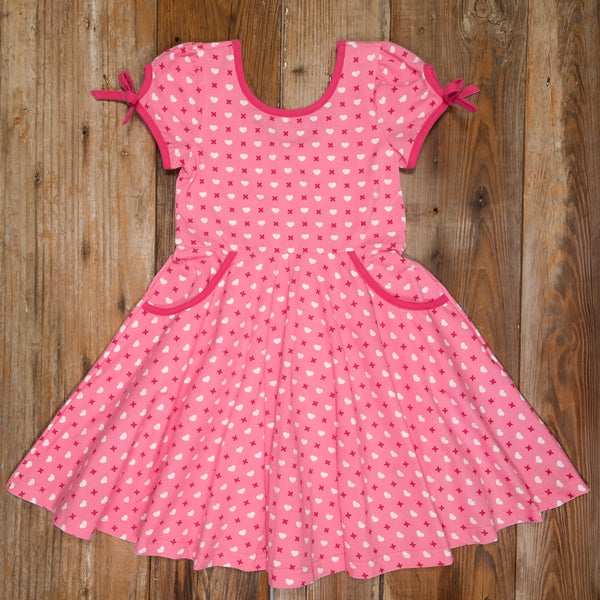 Lovely Surprise Hadley Tiny Hearts Dress