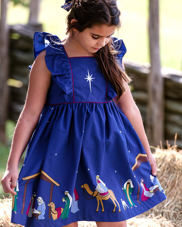 Silent Night Adalyn Dress