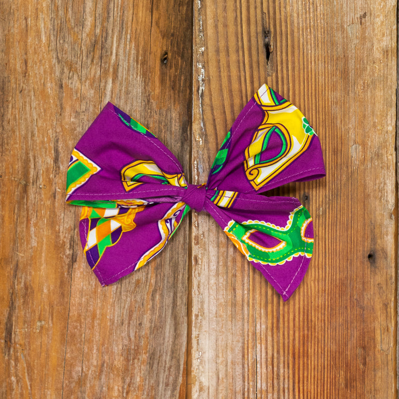 Mardi Gras Surprise Sonni Bow