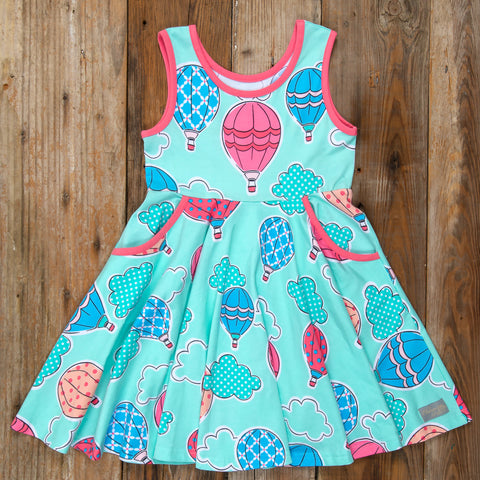 A Summer in the Clouds Andrea Dress