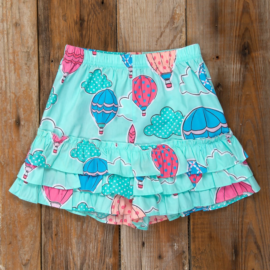 A Summer in the Clouds Callie Shorts