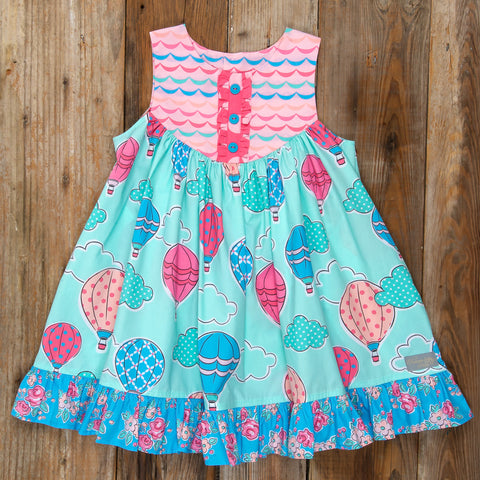 A Summer in the Clouds Gigi Dress