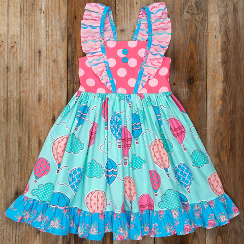 A Summer in the Clouds London Dress