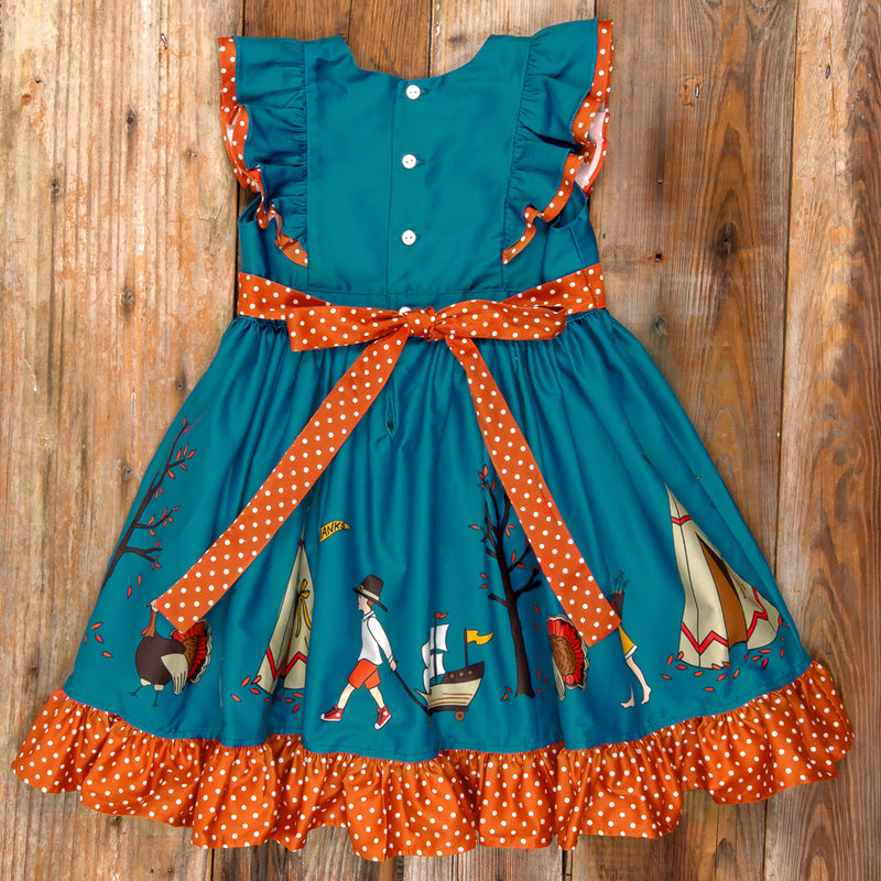 Thanksgiving Day Parade Catalina Parade Dress
