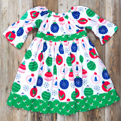 Deck the Halls Alexa Dress