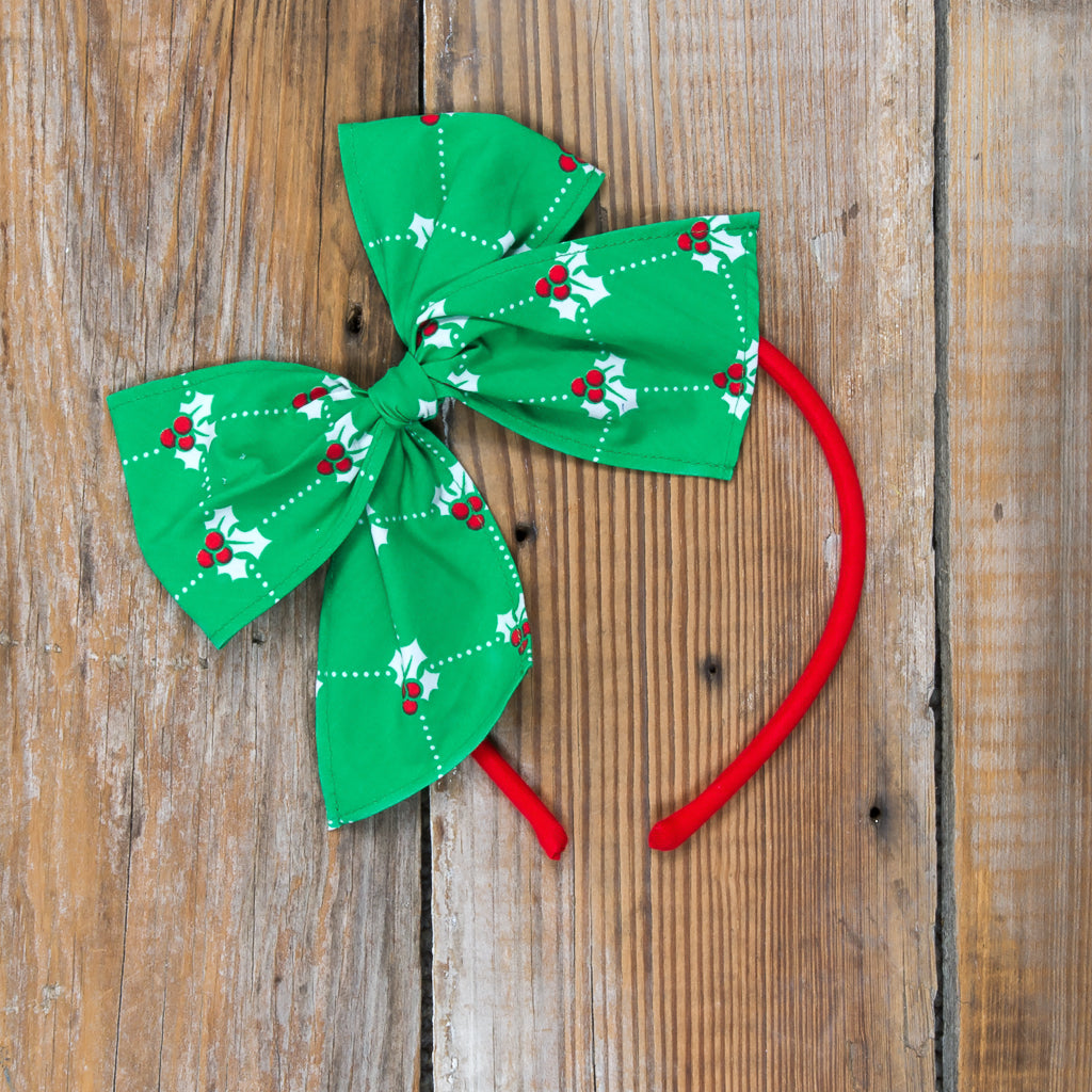 Deck the Halls Bea Headband