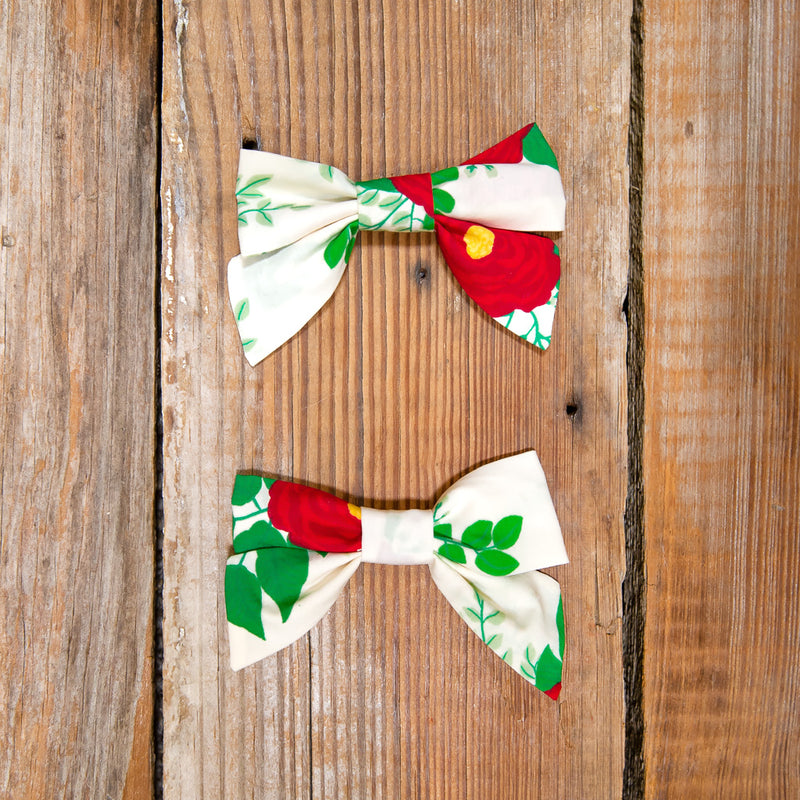 Christmas Roses Mindy Bows
