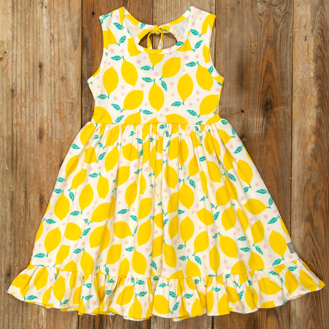 Playful Summer Surprise Perla Lemons Dress