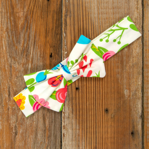 Playful Summer Surprise Hope Floral Headband