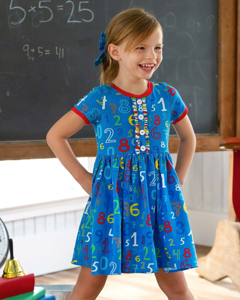 Math Class Knit Dress