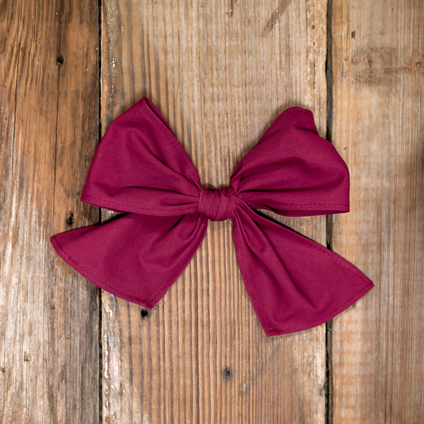 Silent Night Sonni Red Bow