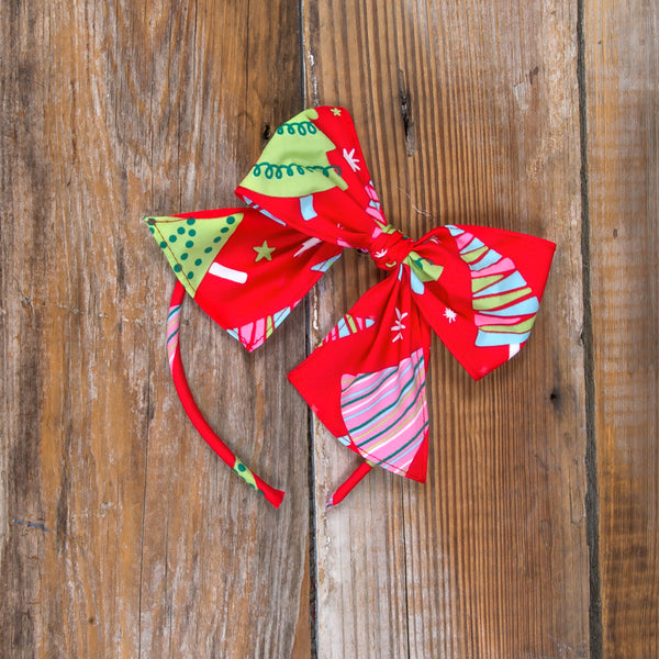 Christmas Tree Bea Headband