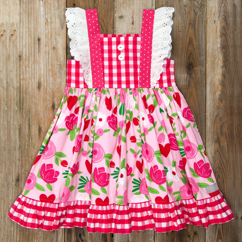 Hugs and Kisses Suri Dress