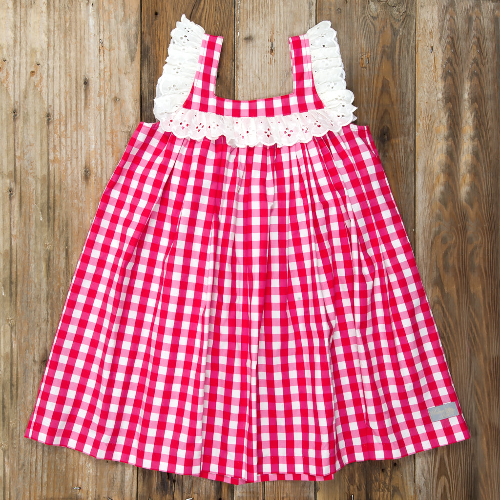 Hugs and Kisses Farrah Dress