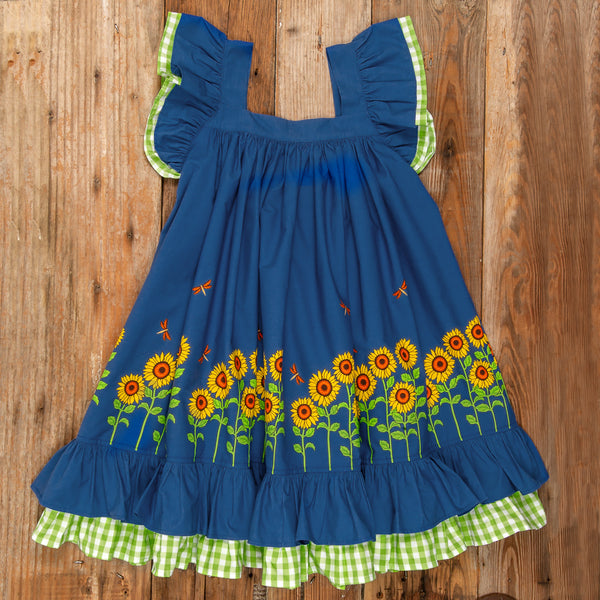 Fields of Gold Lettie Dress