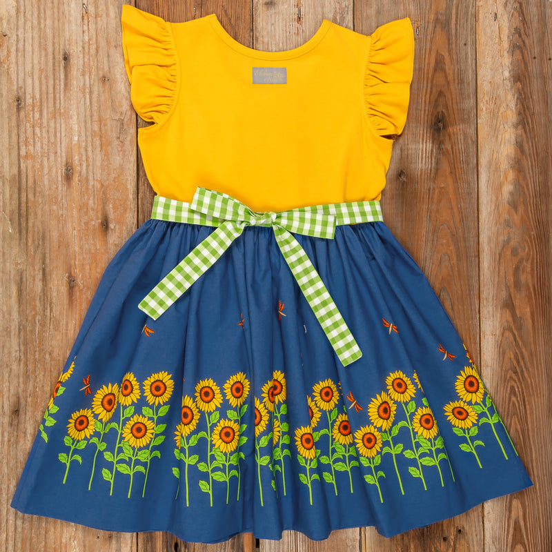 Fields of Gold Rhonda Dress
