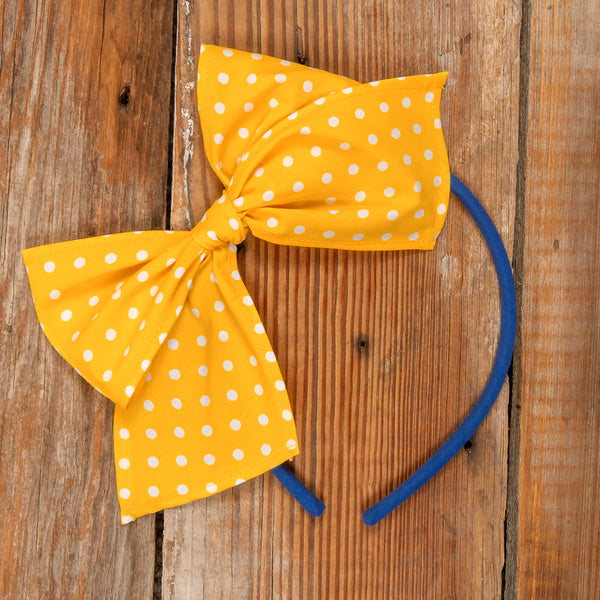 Fields of Gold Bea Dot Headband