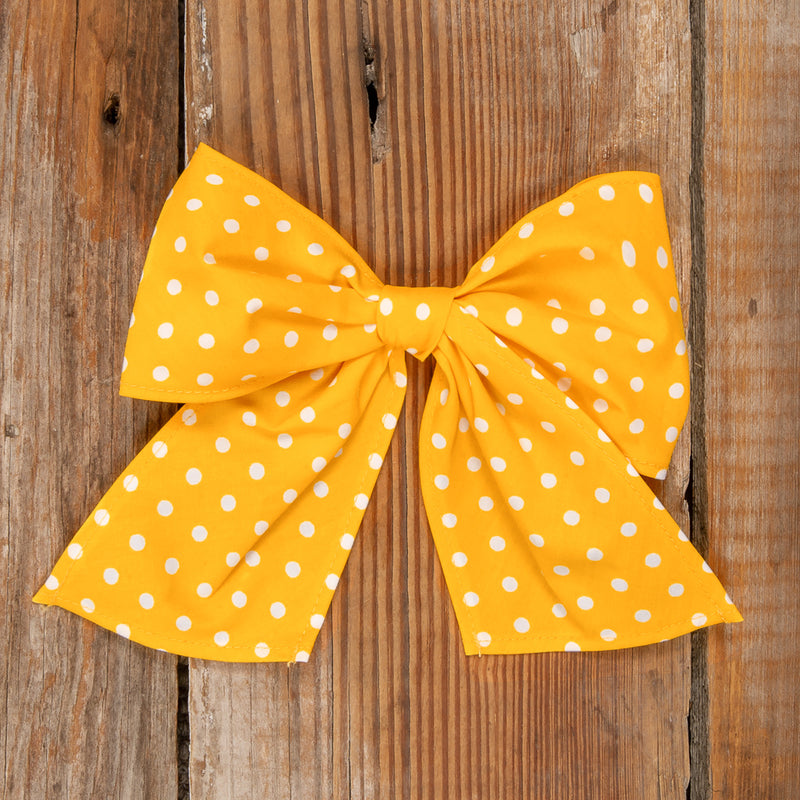 Fields of Gold Sonni Dot Bow