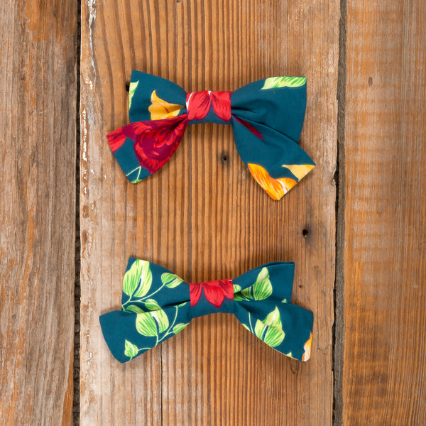 Autumn Rose Mindy Floral Bows