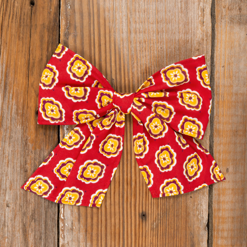 Autumn Rose Sonni Floral Bow