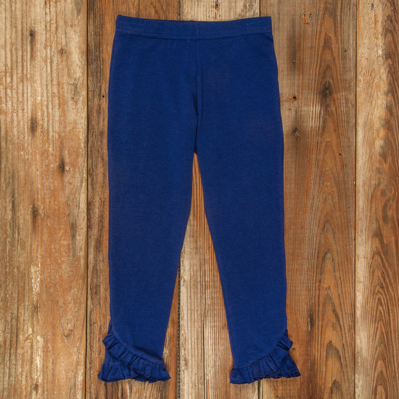 Fall Fair Reese Navy Legging