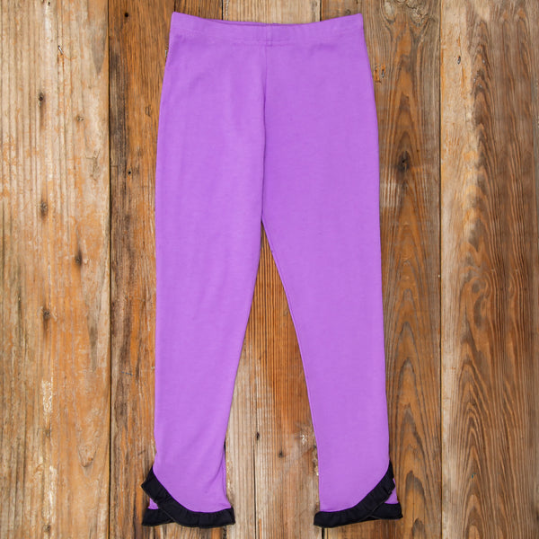 Spooky Surprise Reese Purple Legging