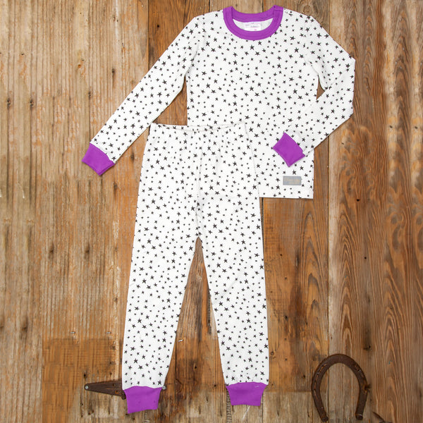 Spooky Surprise Starry Night PJ Set