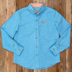 Thanksgiving Day Parade James Button Down
