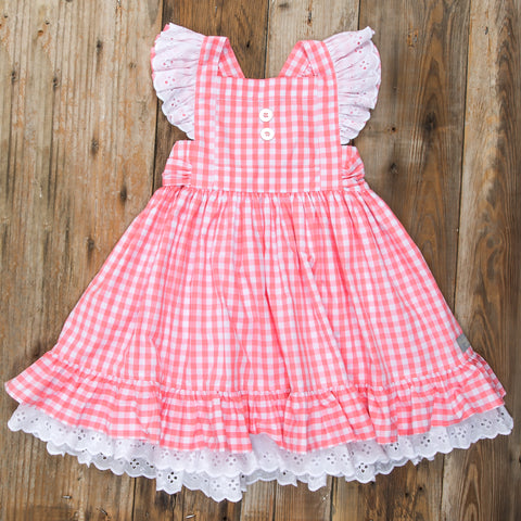 Hippity Hoppity Dolly Dress