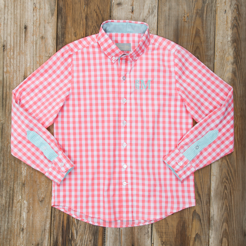 Hippity Hoppity James Long Sleeve Shirt