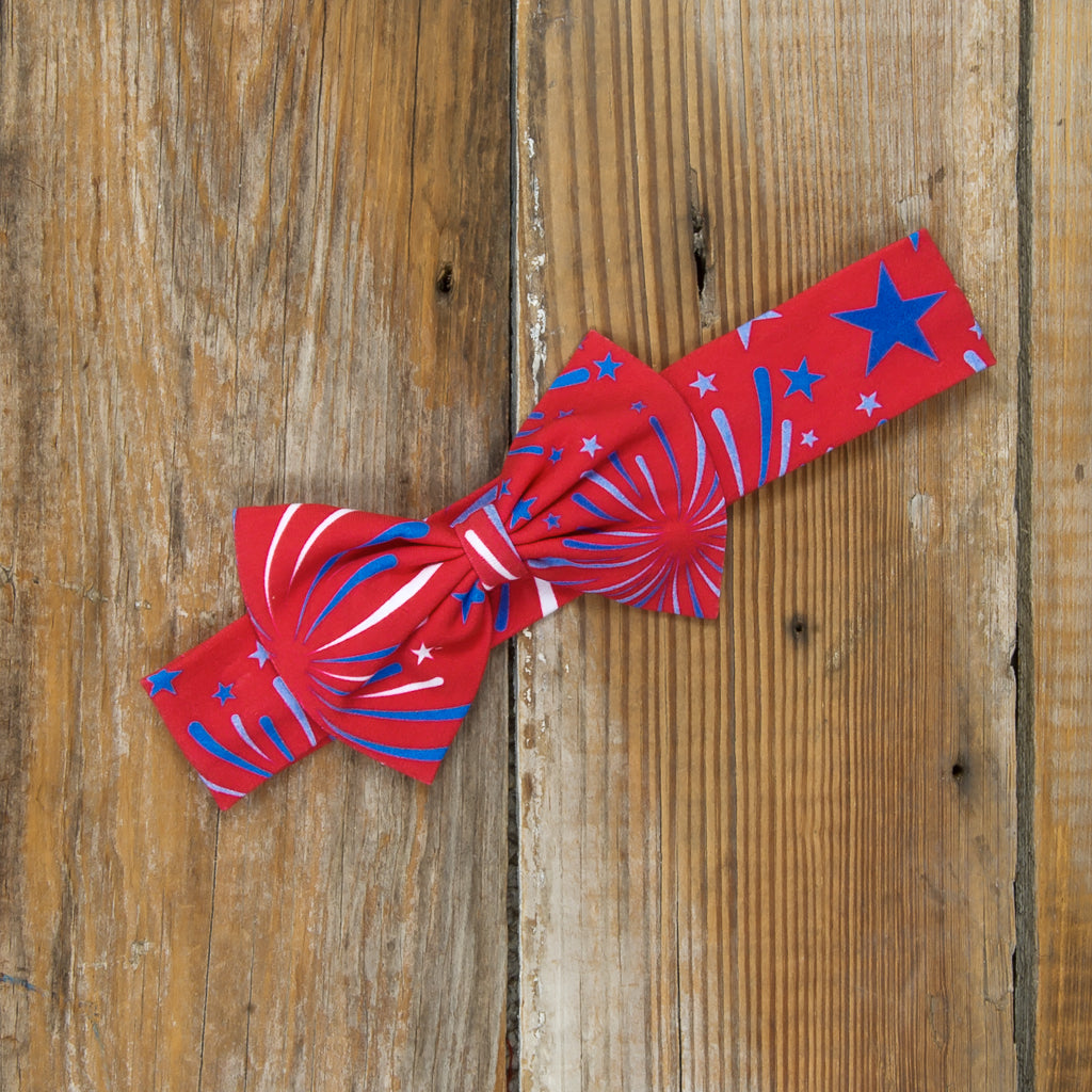 Star-Spangled Fireworks Hope Headband