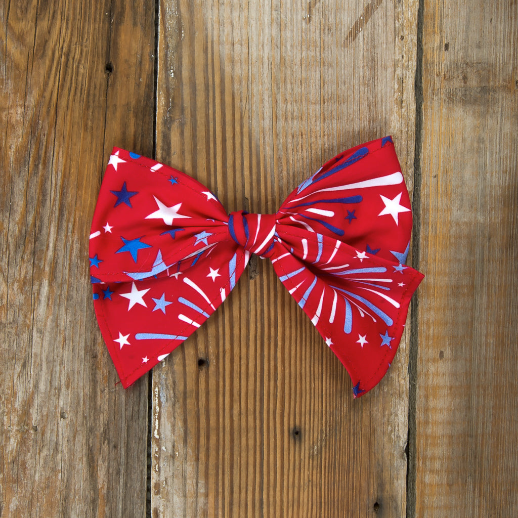 Star-Spangled Fireworks Sonni Bow