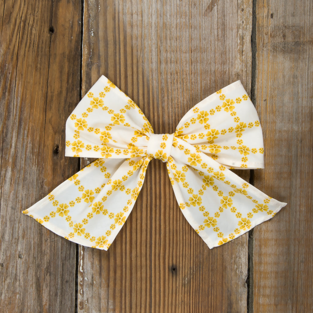 Easter Surprise Sonni Floral Bow