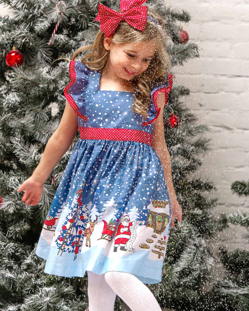 Santa's Workshop Catalina Dress