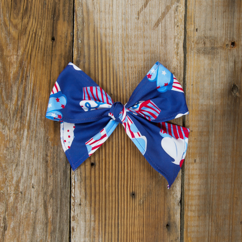 Star-Spangled Cupcakes Sonni Bow