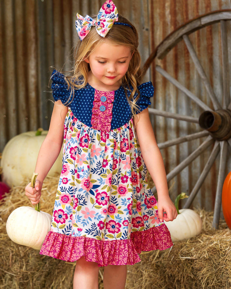 Fall Fair Gigi Dress