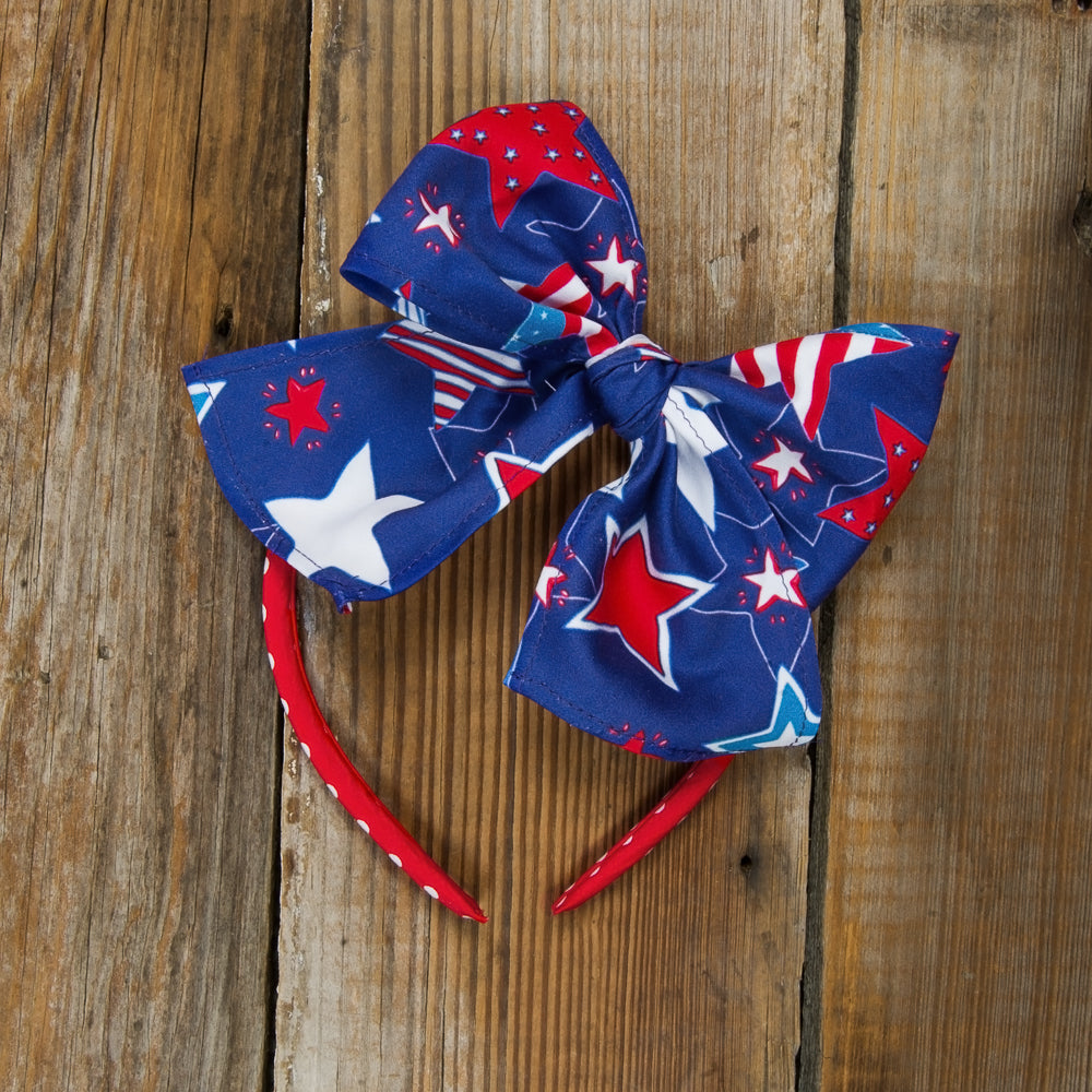 Star-Spangled Stars Bea Headband