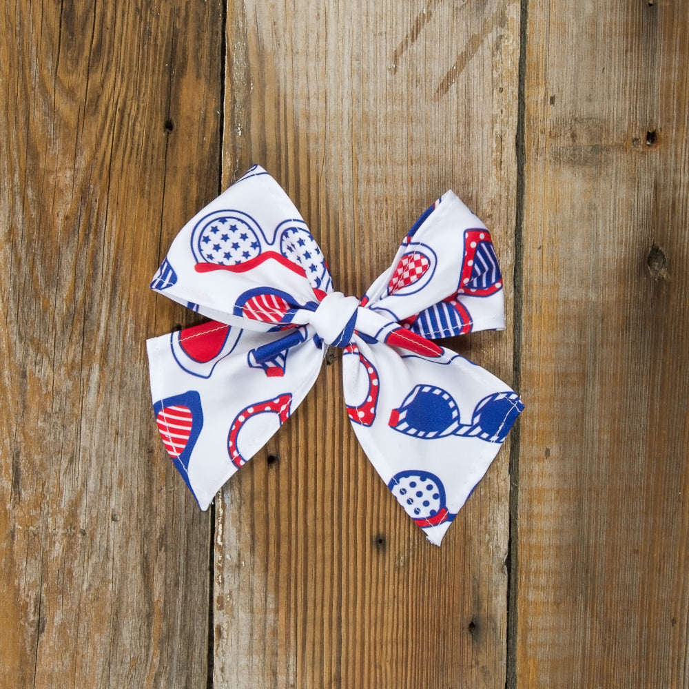 Star-Spangled Sunglasses Sonni Bow