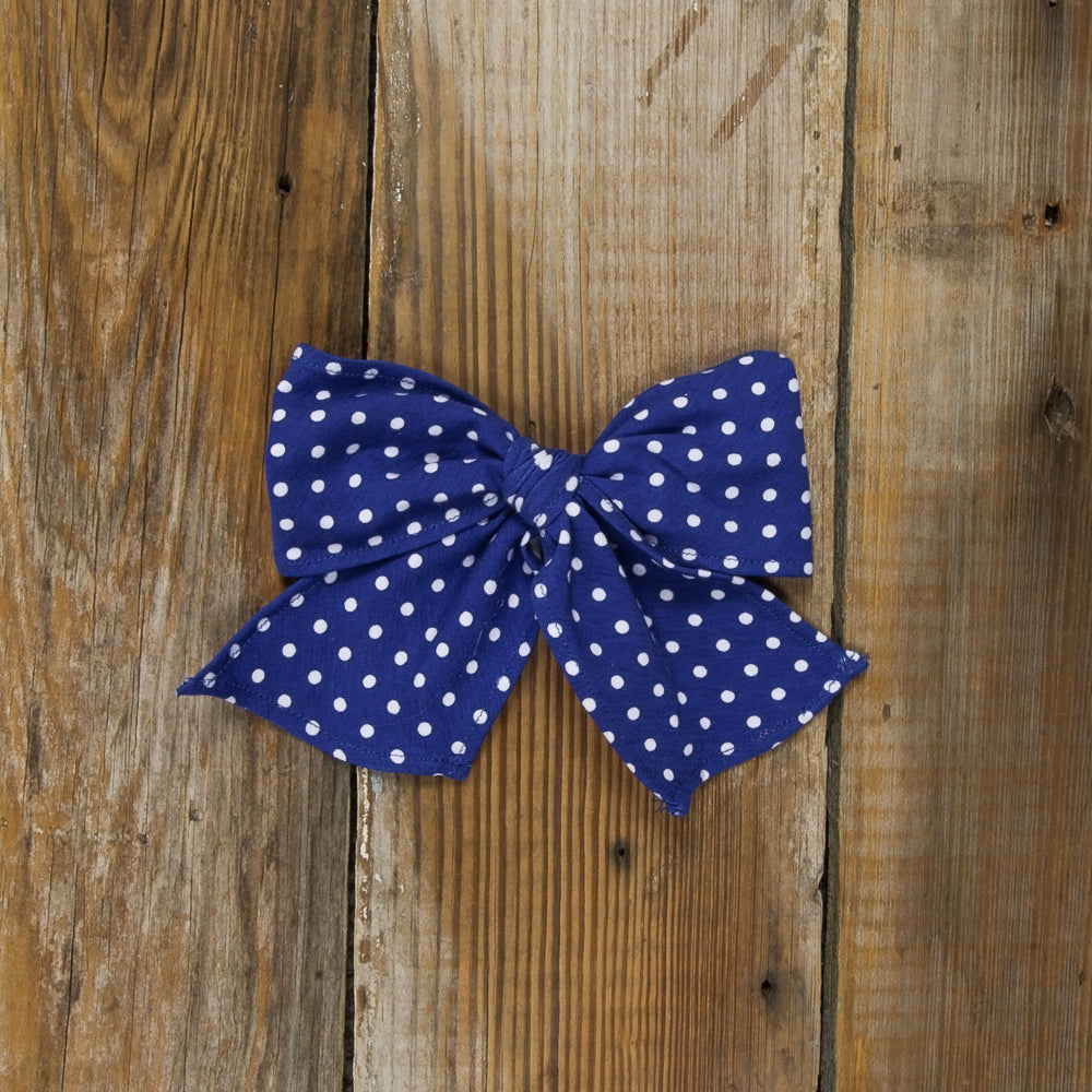 Star-Spangled Sunglasses Sonni Dot Bow